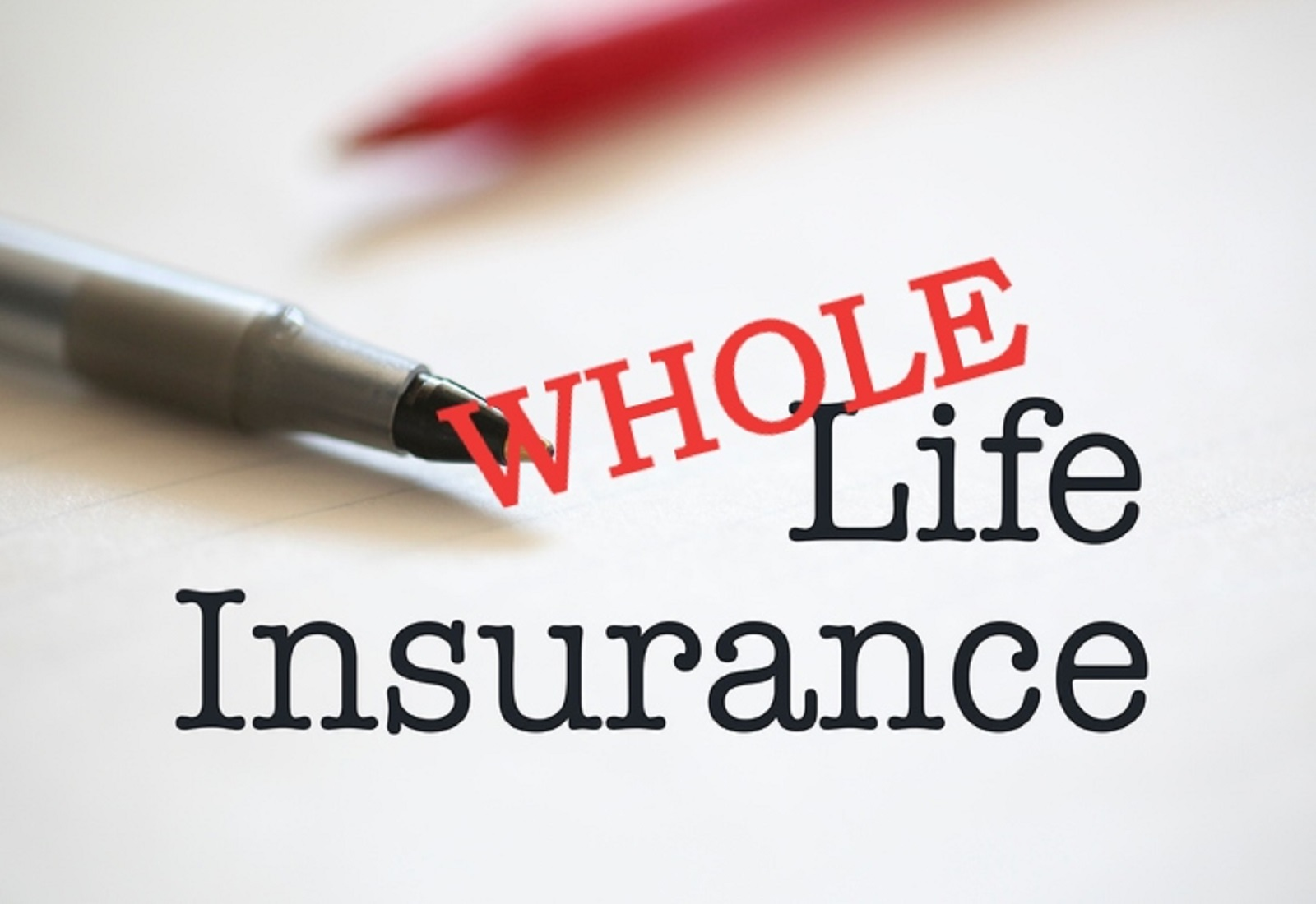 All You Need to Know About Whole Life Insurance Policy