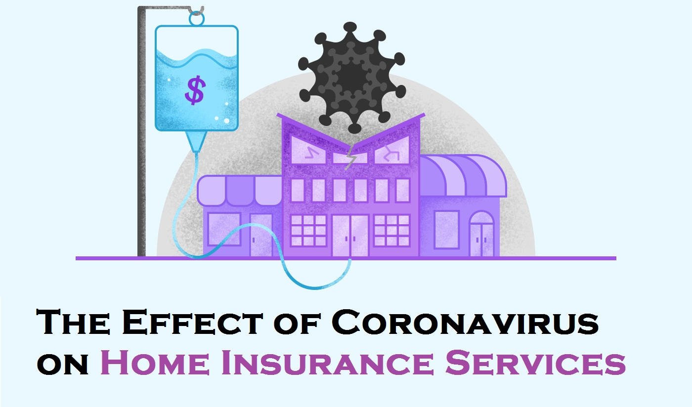 The Effect of Corona virus on Home Insurance Services