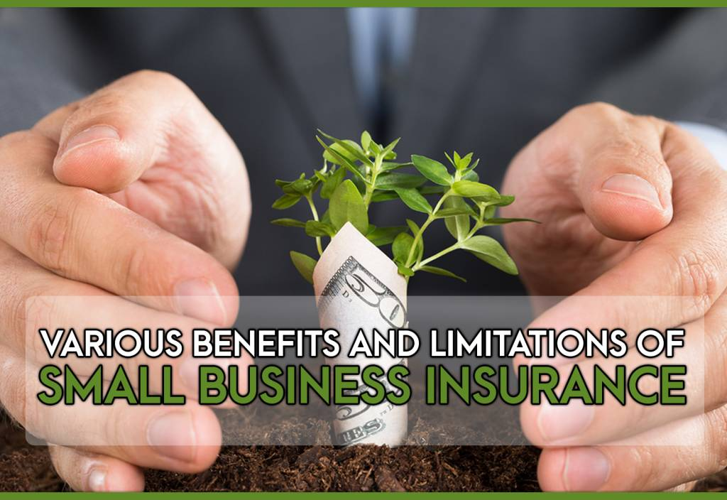 Various Benefits and Limitations of Small Business Insurance